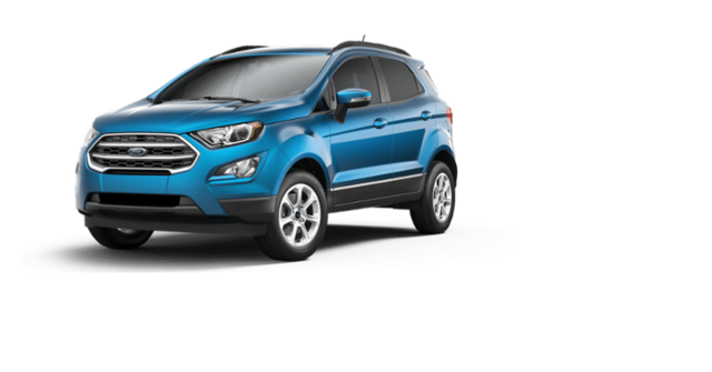 Ford Ecosport Se Crossover Ecoboost Engine With Auto Start Stop Technology